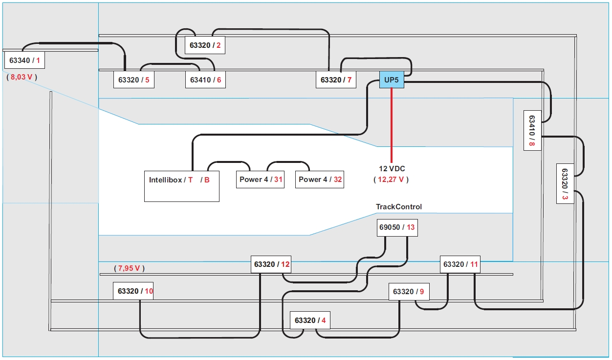 Beste Digitrax Verdrahtungsschema Bilder - Schaltplan Serie Circuit ...